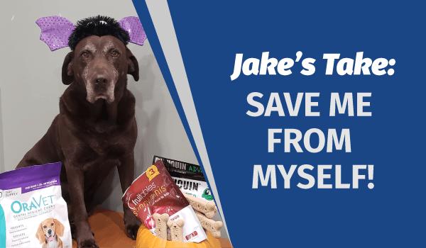 Jake's Take: Save Me from Myself!